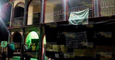 Sin solución el caso Tancoco tras el diálogo de la noche del martes