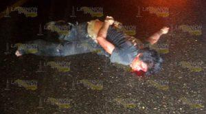 Sujeto es atropellado en la carretera Gutiérrez Zamora - Papantla