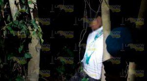 Sujeto se suicidó en la localidad La Tortuga