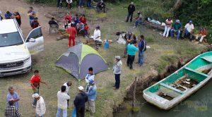 Tensión en Tamiahua; riesgo de desalojo