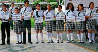 Tuberculosis, enciende las alertas sanitarias en Tuxpan