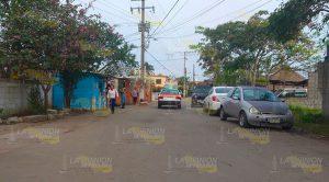 Urge rehabilitación de calles de Mata de Tampamachoco