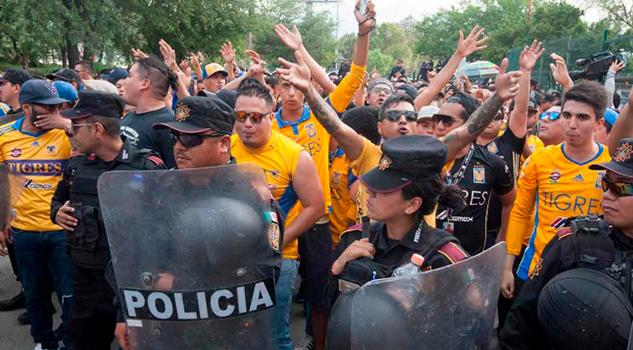 Vigilarán 2 mil 500 policías el Clásico Regio; prohíben caravanas