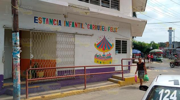 Investigan estancia infantil en Cazones de Herrera