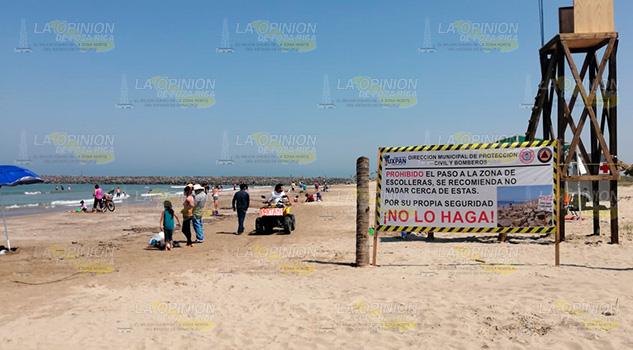 ¡No más ahogamientos de Tuxpan!