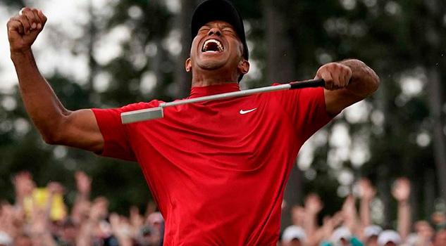 ¡Renace la leyenda! Tiger Woods gana el Masters de Augusta
