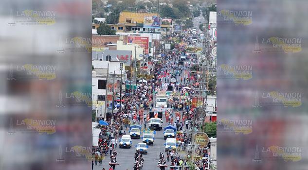 ¡Se vive una gran fiesta en Poza Rica!