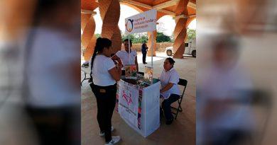 Acercan servicios de salud en Ozuluama