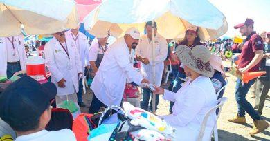 Activaron mil 734 unidades médicas por Semana Santa en Veracruz