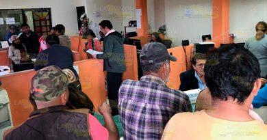 Adultos mayores de Tihuatlán, sin certeza jurídica