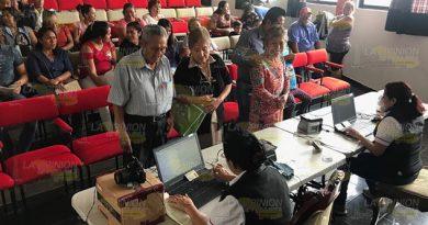 Ampliará fechas el INE en comunidades de Tihuatlán