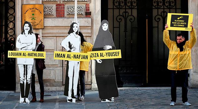 Arabia Saudí reanuda la campaña de detención de activistas