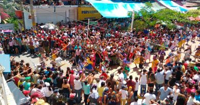 Arranca la Carrera de Judíos en su edición 150 en el municipio de Coatzintla