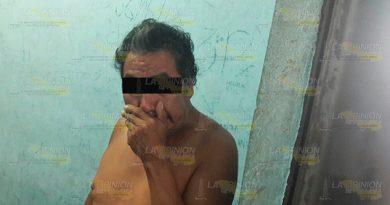 Arrestan a jornalero de la comunidad Tepemaxac