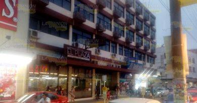 Aseguran indocumentados en céntrico hotel de Tuxpan
