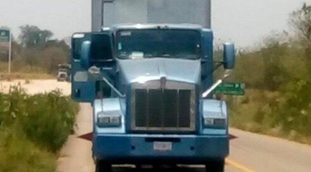 Aseguran vehículos robados en el estado de Veracruz