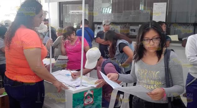 Avanzan mujeres de Tuxpan en campo laboral