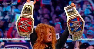 Becky Lynch opaca a Ronda Rousey y Charlotte Flair en un histórico WrestleMania