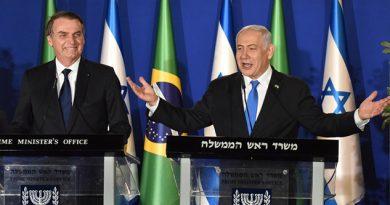 Brasil abrirá oficina diplomática de comercio en Jerusalén