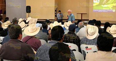 Buscan generar un menor daño alcampo en Tihuatlán