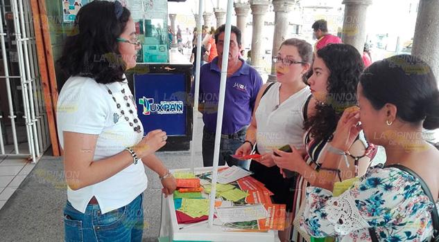 Buscan incrementar matrícula escolar en la comunidad Xoyotitla de Tuxpan