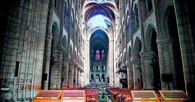 Cámara en campanario de Notre Dame revelaría claves sobre incendio