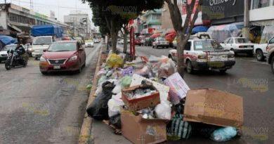 CANACO alista Basura Challege en Poza Rica