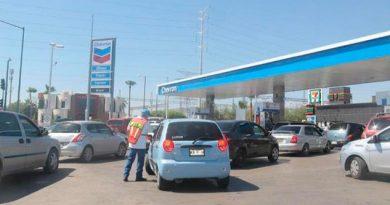 Chevron y Shell, las que venden gasolina más cara, afirma Profeco