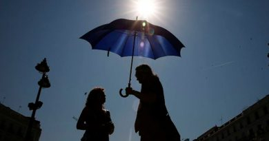 Clima 6 de abril: prevén lluvias dispersas y hasta 40°C en México