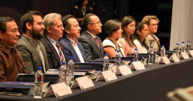 Con nuevas inversiones en Veracruz, se generará empleo para los jóvenes Gobernador