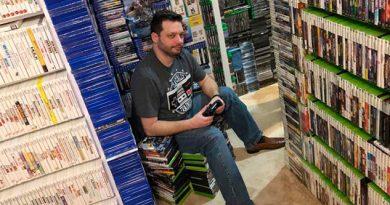 Conoce a quien tiene la colección de videojuegos más grande del mundo