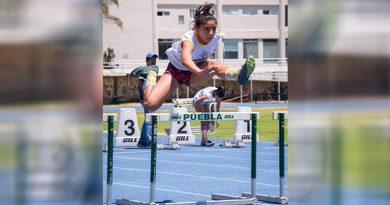 Consigue Veracruz primer lugar en Regional Nacional de Atletismo