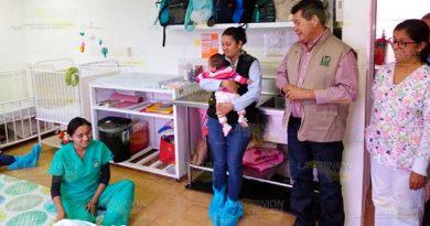 Construirá IMSS nueva unidad de medicina familiar en Tuxpan