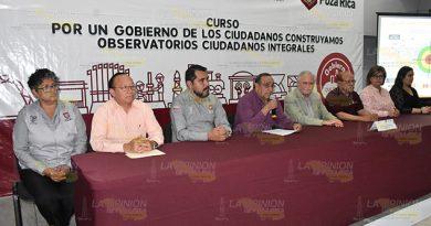 Construyen un gobierno confiable en Poza Rica