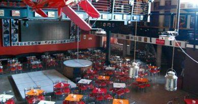 Convierten table dance en cuartel de la Marina