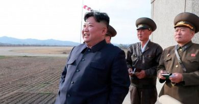 """Corea del Norte realiza un ensayo con una nueva """"arma táctica teledirigida"""""""