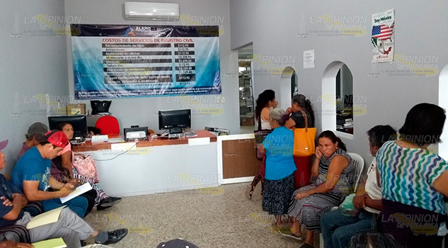 Dará Registro Civil servicios gratuitos en Álamo