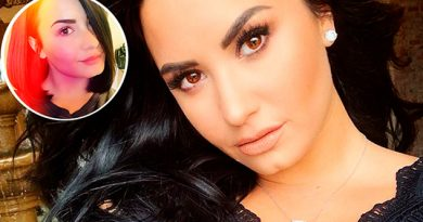 Demi Lovato revela, paso a paso, cómo cambió de look