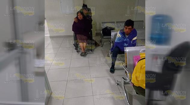 Denuncian trato inhumano en hospital civil de Papantla