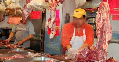 Detectan carne con clembuterol en Huauchinango, Puebla