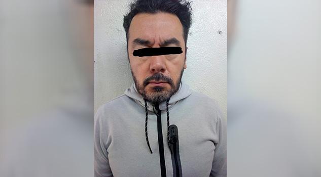 Detiene Policía Estatal a sujeto con dinero de dudosa procedencia en Xalapa