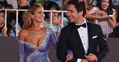 Diego Boneta habría comenzado noviazgo con modelo chilena