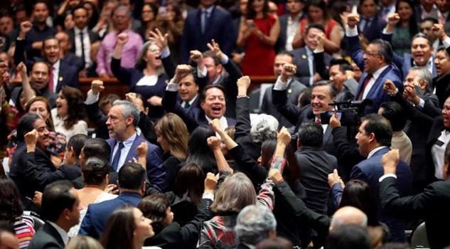 """Diputados aprueban """"merecido"""" descanso de 11 días en Semana Santa"""
