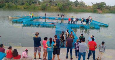 """Dos estudiantes de la preparatoria se ahogan en la """"alberca"""" del río Pánuco"""