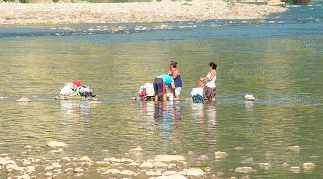 El río Tecolutla ya cobró la vida de dos adolescentes