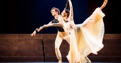 Elisa Carrillo, nominada al premio Benois de la Danse