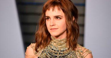 Emma Watson recibe en su cumpleaños un regalo que la inmortalizará