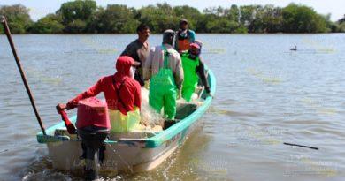 Encontró la muerte mientras pescaba en río Cucharas
