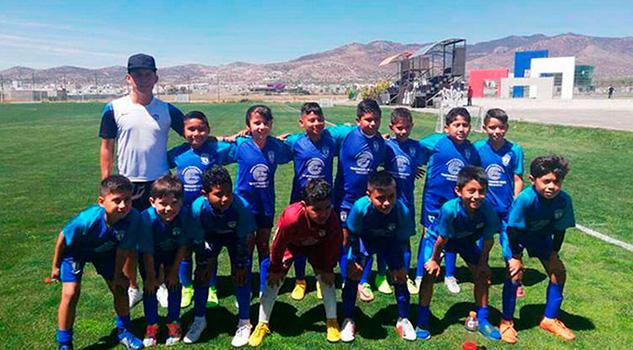 Equipos de futbol veracruzanos, van a torneo internacional