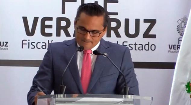 Excluyen a fiscal de Veracruz de reunión de seguridad que encabezará el Presidente